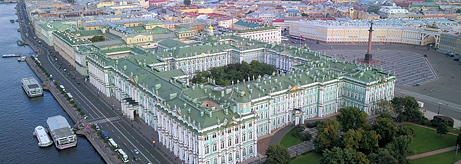 The Hermitage is beginning the sale of online tickets for guided tours of the Main Museum Complex and General Staff building in groups of five people